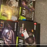 Graphic Cards - HIGH SPECS  Original Box Like New with Warranty Genuin