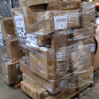 New delivery! Over 250 Mix Pallets: Furniture, Toys, Exercise equip!