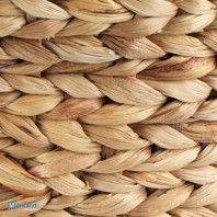 ARE basket D34xH37cm natural