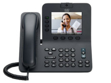 500x CISCO Unified CP-8945 IP-Telefon; Multiple-language support