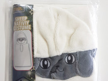 Christmas costumes for children - sheep costumes