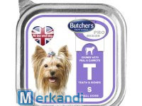 BUTCHER'S PROSERIES DOG MEAT CHUNKS IN JELLY WITH VEAL AND CARROT 150g