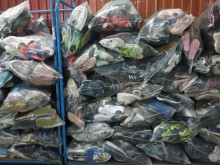 Used / second-hand shoes in bulk from Germany