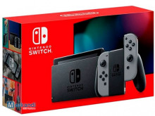 Nintendo Switch V2 Console - Grey Color OR Blue/Red Néon