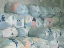 Unsorted Cash For Clothes Clothing Wholesale