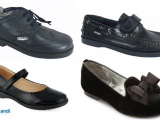 Childrens, Womens Leather shoes stock all brand new 63 pairs