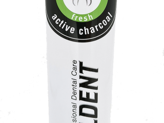 Emaldent Activated Carbon - Fresh - Made in Germany - 75ml