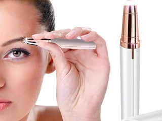 The 2 in 1 facial epilator is suitable for daily use (USB)