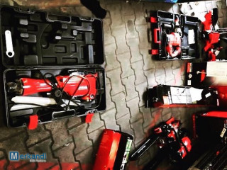 NEW   Einhell power tools returns   with original packaging