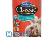 BUTCHER'S NATURAL&HEALTHY CAT WITH OCEAN FISH CHUNKS IN JELLY 400g