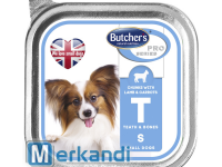 BUTCHER'S PROSERIES DOG MEAT CHUNKS IN JELLY WITH LAMB AND CARROT  150
