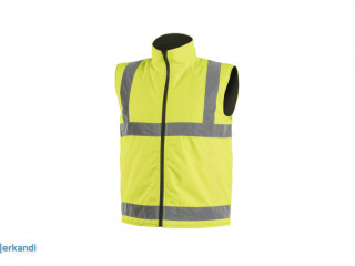 Double-sided warning vest REMS