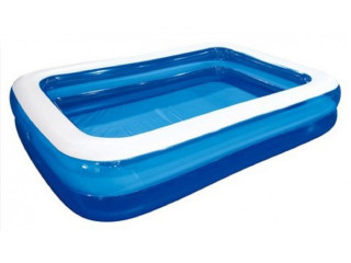 RECTANGULAR INFLATABLE POOL 262X175X50CM AVENLI / sale of whole pallet