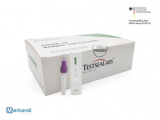 Professional 3 in 1 rapid test with integrated buffer solution BfArM