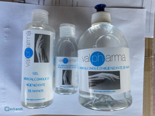 Unbeatable offer of hydro alcoholic gel