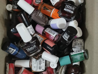 Maybelline varnish mix package (package of 120)