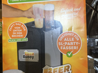 NEW | Beer Buddy dispenser - made in Germany | with original packaging