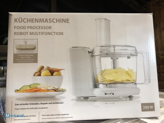 NEW | Food processor 250W | with original packaging
