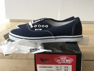 Vans Authentic Navy Blue VN-0EE3NVY