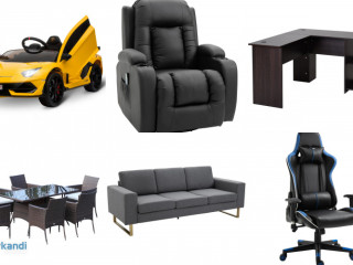 -20% discount on truck! Pallets MIX Home and Garden Equipment