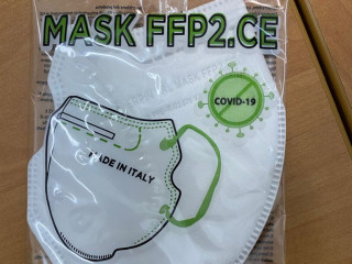 MASK FFP2 CE MADE IN ITALY MASKS
