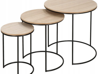 Coffee tables 3 in 1