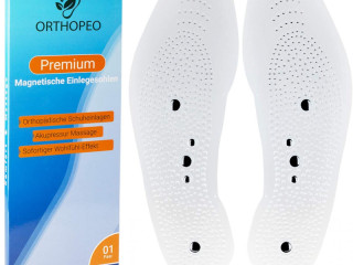 ORTHOPEO magnetic insoles massage soles