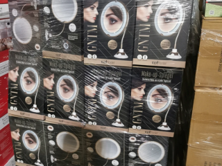 NEW | Germanys Next Topmodel LED Make-Up Game | with original packaging