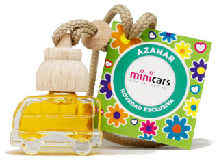 MINICARS - AIR FRESHENERS FOR CAR - VAN COLLECTION - 5 AROMAS