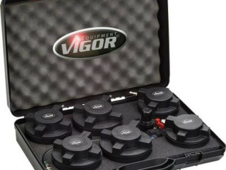 Vigor V4331 Turbo-System extractor set for commercial vehicles