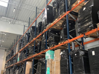 Furniture mix pallets - various purpose Kat A - new delivery