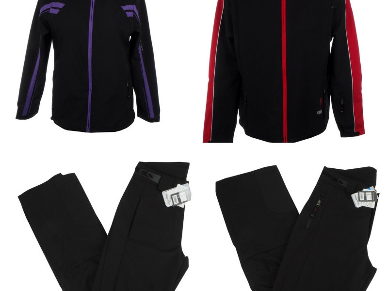 SKI SUITS FOR WOMEN AND MEN