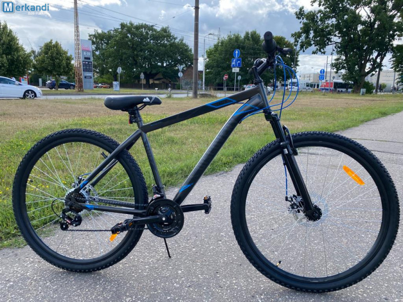 """Discovery Laser 29"""" wheel size BLACK NEW MTB Bicycle"""